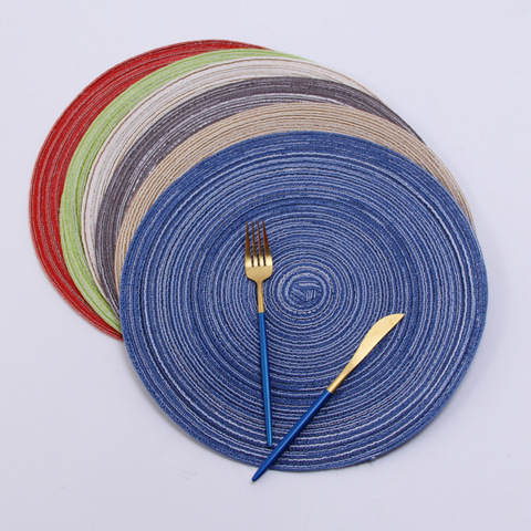 4 шт полипропиленовые коврики для кухонного стола