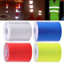 Stickers Reflector Tape-Strip Mark Warning-Light Car Safety 3m-X-5cm