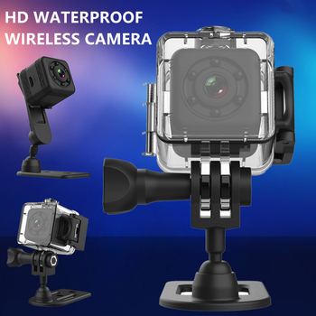 SQ29 Micro Cam visión nocturna Mini de la cámara del deporte Cámara videocámara DV movimiento DVR cámara oculta HD Wifi Sensor Shell impermeable cámaras