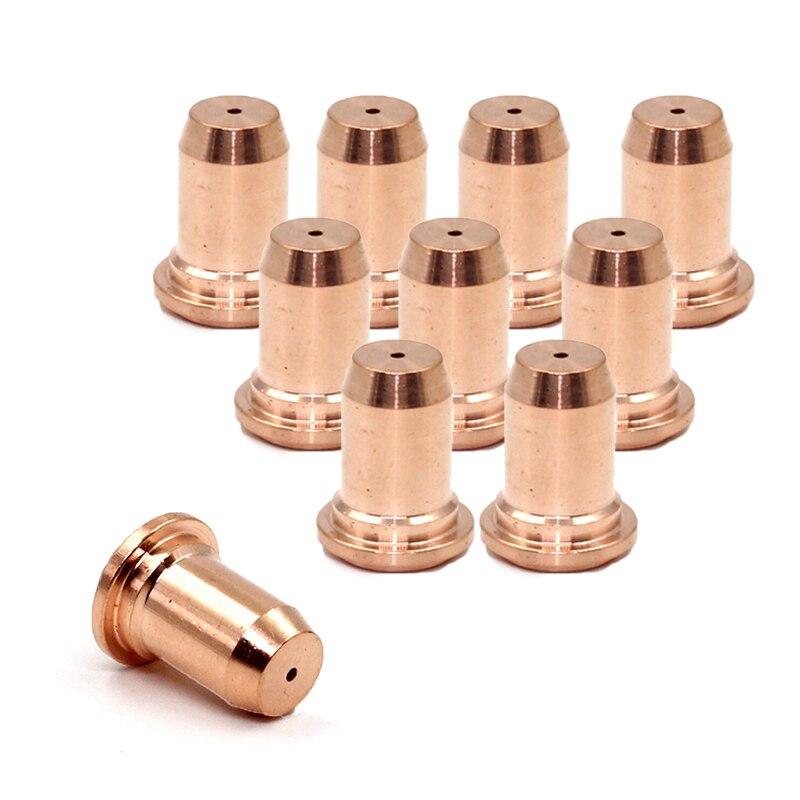 Plasma Electrode 52582 Tip Nozzle 0.9mm 51312 for PT60 IPT-60 IPT60 Pkg-20