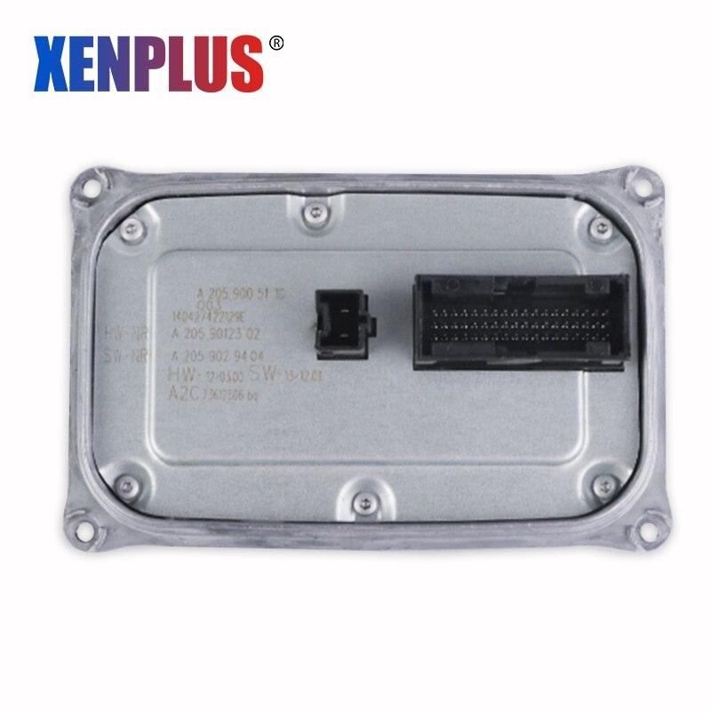 XENPLUS 1PC ballast de lumière de voiture au xénon A2059005110 pour phare de rénovation mercedes Benz