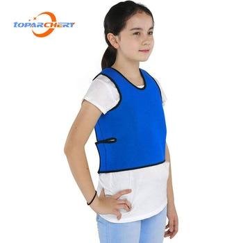 Sensory Deep Pressure Vest For Kids, Compression Vest Comfort For Autism, Hyperactivity, Mood Processing Disorders, Breathable