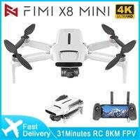 FIMI X8 Mini Pro Drone 4K Profesional 5G FPV 3-Achsen Gimbal Kamera Drohnen RC Fernbedienung hubschrauber VS Mini 2 Air 2S GPS eders