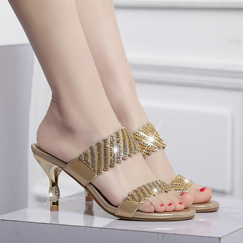 women fashion sandals  women's sandals for women sandals 2020 women Fine heel sandals