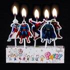 5pcs Super Heroes Ma...