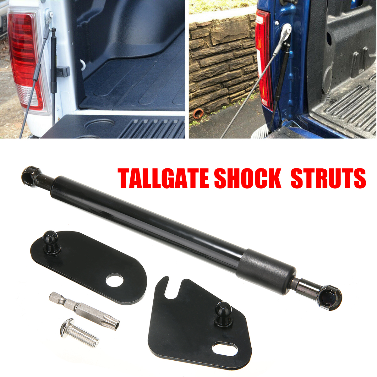 Quality Tailgate Assist Lift Support Shock Strut Damper for Ford F-150 2015-2018