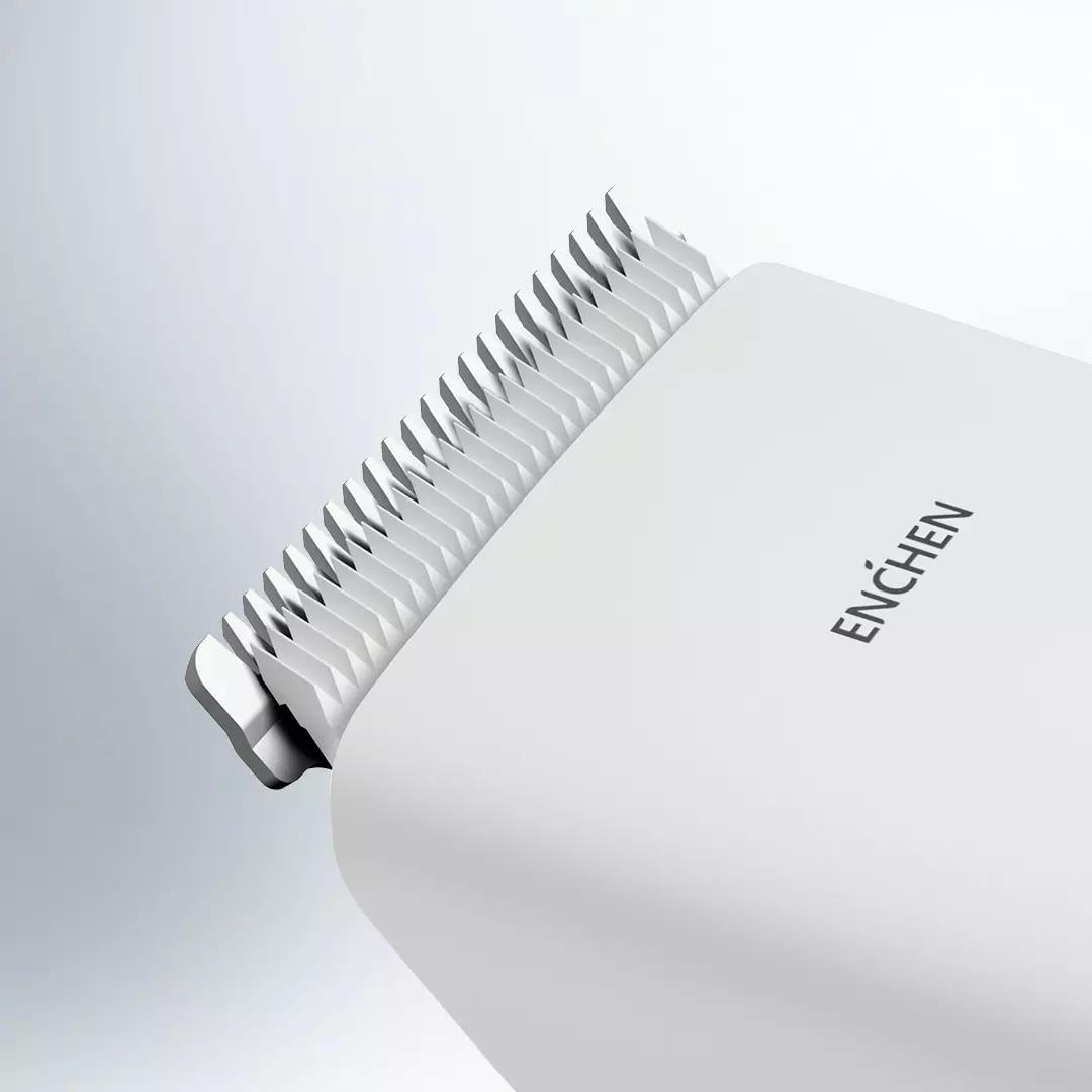 100% Original XiaoMi ENCHEN Powerful Hair Clipper Professional Hair Clipper Men Electric Cutting Machine Hair Clipper Hairdress 6