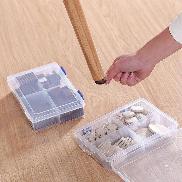 8 Stuks 18 Stuks Zelfklevende Stoel Voeten Pads Anti Slip Mat Floor Protectors Voor Meubels Benen Meubels Accessoires home Decor
