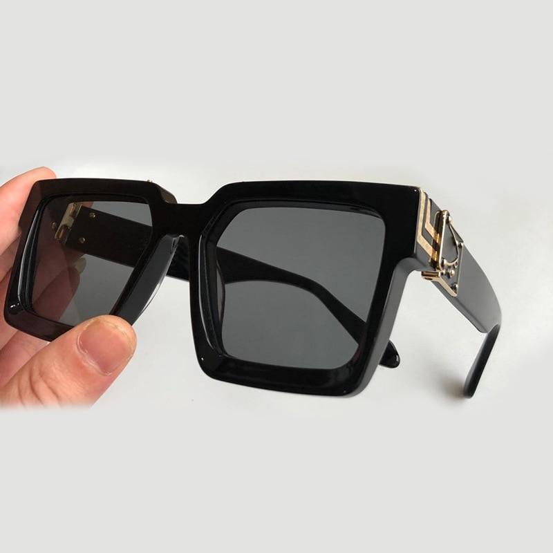 Europe Summer Logo Brand Designer Women Ladies Sun Glasses Square Eyewear Retro Gafas De Sol Mujer Sunglasses Oculos Feminino|Women's Sunglasses| - AliExpress