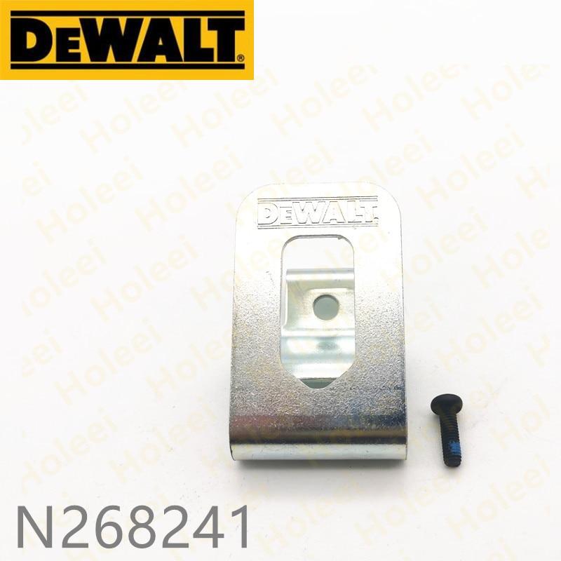 BELT Hook For DeWALT N086039 DCD795 DCD791 DCD790 DCD785L DCD785 DCD780L2 DCD780 DCD996 DCD995 DCD991 DCD990 DCD796 N268241