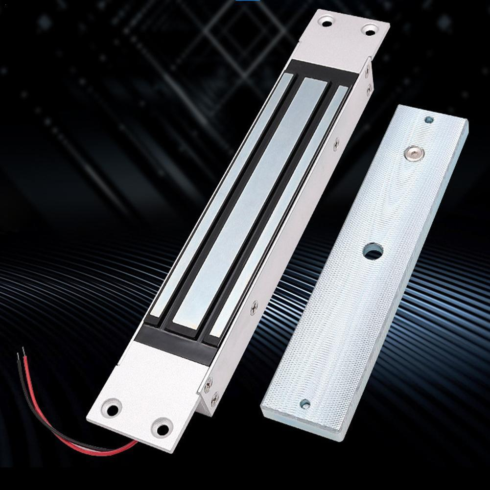 180kg 350Lbs Force 12VDC invisible installation for single door Magnetic Lock