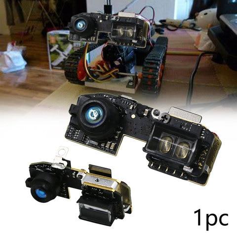 Professional Black 3D Component Vision Sensor Module Easy Install Drone Metal Durable Accessories Forward View For DJI Spark Multan