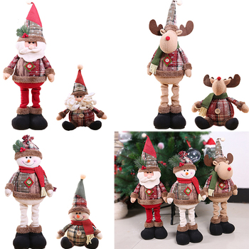 Christmas Cartoon Doll Ornaments Merry Christmas Decorations For Home Xmas 2020 Navidad Happy New Year Decor 2021 Gift Noel merry christmas decorations for home christmas 2020 ornaments navidad noel xmas natal deco new year 2021 gift kerst decoratie