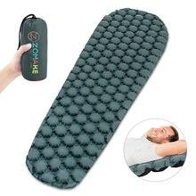 Ультралегкий надувной матрас zomake воздушный мешок для быстрого
