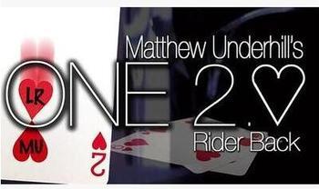 Jeden 2 0 autorstwa Matthew Underhill-magiczne sztuczki tanie i dobre opinie Metal Unisex ŁATWE DO WYKONANIA Profesjonalne Różne rekwizyty 8-11 lat STARSZE DZIECI 12-15 lat Do magii z bliska