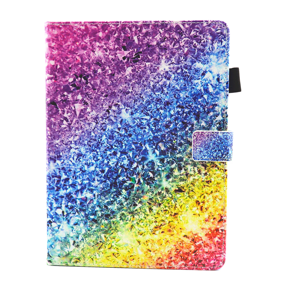 as photo Gold Cute Case For iPad 10 2 Case 2019 Tablet Cover For iPad 10 2 7th Generation