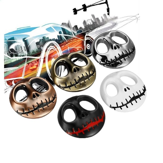 هالوين هدية ثلاثية الأبعاد المعاقب الجمجمة سيارة ملصق decal المعادن شبح السيارات موتو ملصق سيارة التصميم ل اكسسوارات السيارات الخارجي