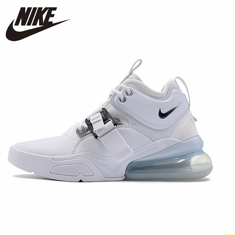 US $68.97 67% OFF|Nike Air Force 270 Man Running Shoes Breathable Sports Air Max 270 Sneakers Anti slip Outdoor Sneakers Men #AH6772 in Running Shoes