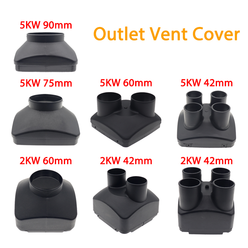 Air Outlet Vent Cover For Air Diesel Parking Heater Parts For Webasto Heater 2KW 5KW For Car Truck Bus Caravan Boat Warming