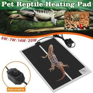 1Pc Reptiles Heat Mat Climbing
