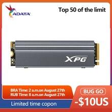 ADATA XPG GAMMIX S70 PCIE GEN4X4 pcie4.0 M.2 2280 dysk półprzewodnikowy 1TB SSD 2TB do laptopa dysk twardy komputera PC
