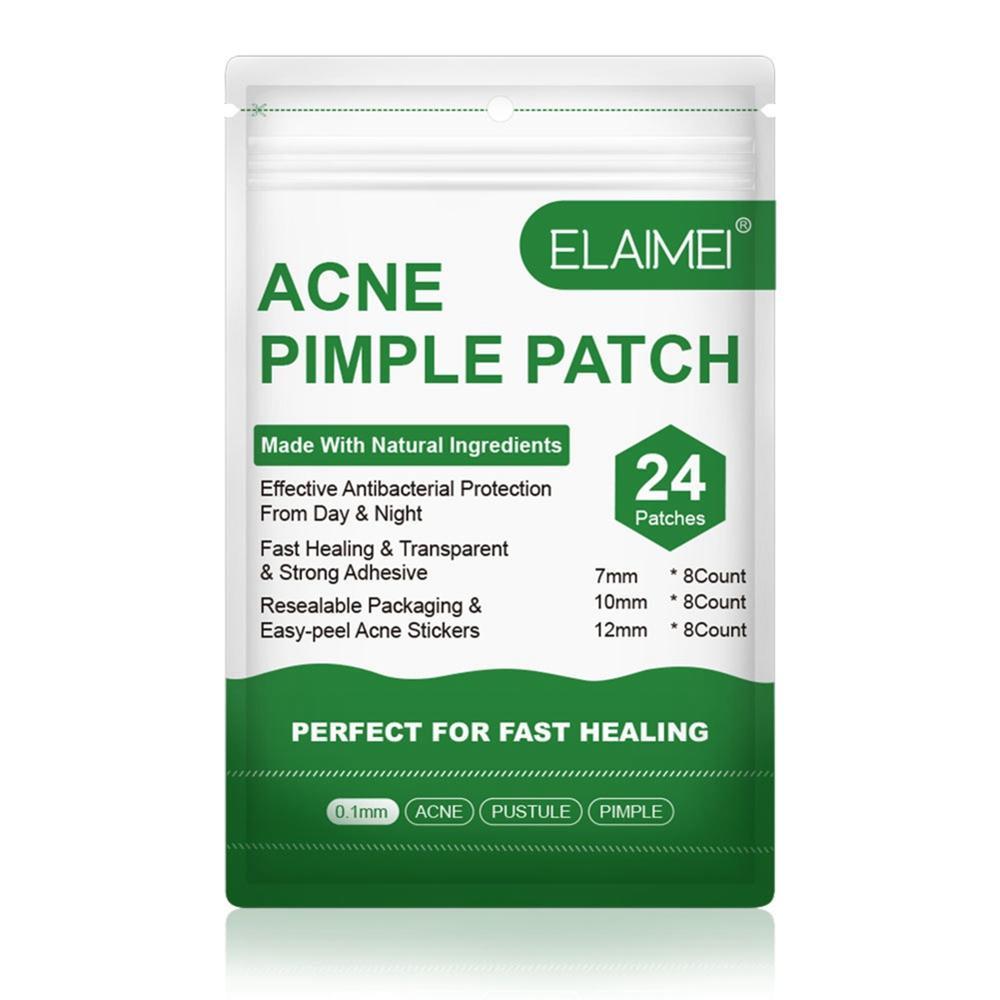 Tea Tree Hydrocolloid Waterproof Clear Pimple Patch Acne Treatment Patch Acne Treatment Facial Mask Skin Care Cosmetics