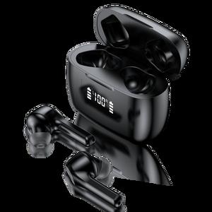 Image 5 - T9 TWS Wireless headphone bluetooth 5.0 Earphone Waterproof Sport Stereo HIFI Earbuds LED Power Display Gaming Headset PK f9 tws
