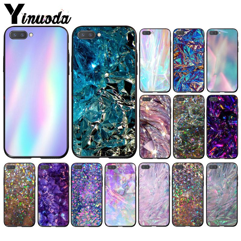 Yinuoda Crystal Diamond Aesthetic Art Pastel Phone Case For Huawei Honor 8A 8X 9 10 20 Lite 7A 5A 7C 10i 20i