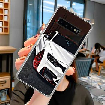 Germany BMW Sports Car Phone Case For Samsung S6 S7 S7 edge S8 S8 Plus S9 S9 Plus S10 S10 plus S10 E(lite) image