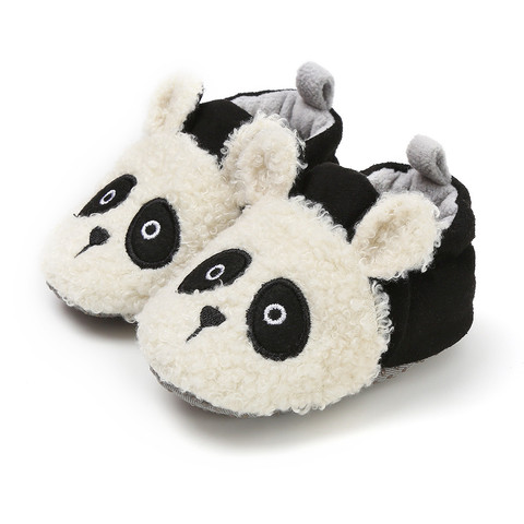 Kid Slippers All-Inclusive Cotton Cartoon Soft Home Indoor Baby Cotton Slippers Baby Boys Girls Shoes Warm Home Slippers Lahore