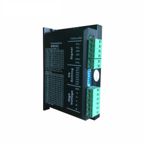 dawupine DM542 Stepper Motor Controller Leadshine 2-phase Digital Stepper Motor Driver 18-48 VDC Max. 4.1A 57 86 Series Motor(China)