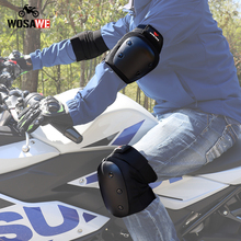 WOSAWE Erwachsene Motorrad Kneepads skifahren Pulley Fahrrad Kneepads und Elbowpads Skateboard kneepads elbowpads Schutz Getriebe