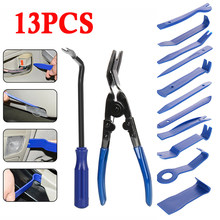 13x Car Audio Stereo Door Trim Dash Panel Install Removal Open Pry Tool Kit Sets(China)