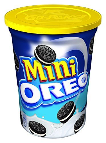 Oreo Mini Scatola 115 Gr. - [Pack Of 8]