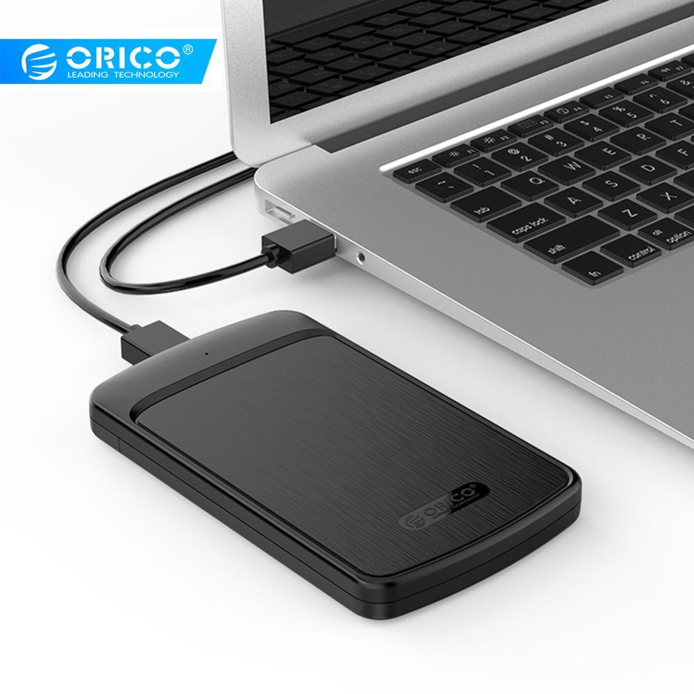Корпус внешний ORICO для жесткого диска, USB 3,0-2,5 дюйма