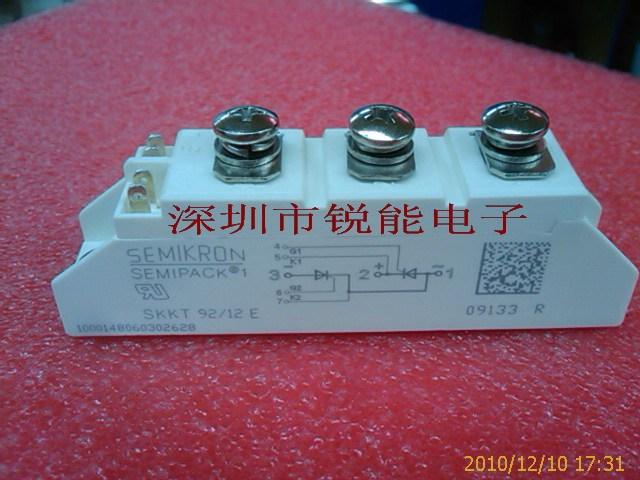 SCR module SKKT92 / 12E SKKT92-12E--RNDZ