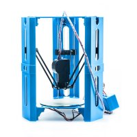 Mini DIY Desktop 3D Printer Pulley Large Printing Size Impriman 3d Printer Diy Kit Version Linear Guide Plus Impresora 3D FDM