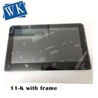 Touch For HP PAVILION X360 11K 11 K 11 K 11 k047TU Touch Screen Digitizer