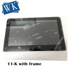 Tocco Per HP PAVILION X360 11 K 11-K 11 K 11-k047TU Touch Screen Digitizer
