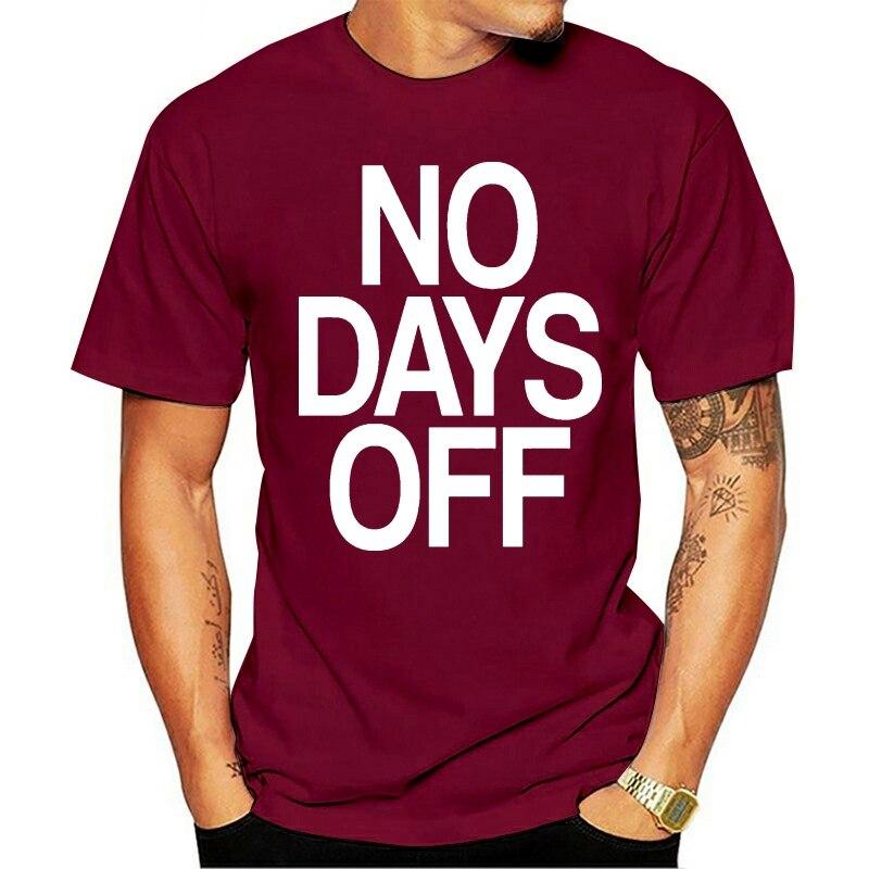 Sem days De Folga 2021 футболка для гиназиа/фитнеса/шума