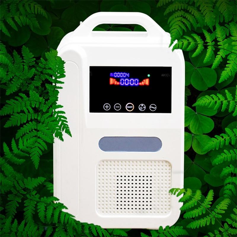 Concentrateur d'oxygène Portable O2 générateurs purificateur d'air ventilateur sommeil MINI Machine à oxygène pour la maison - 5