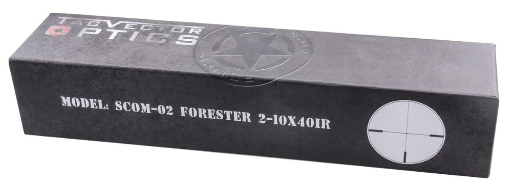 VO Forester 2-10x40 Acom package