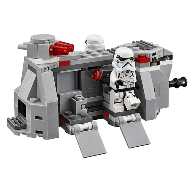 STAR WARS Royal Army Transport Aircraft Clone Troops Mini Building 6