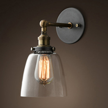 E27 90-260V Wood Wall Lamp Modern Nordic Wooden Sconce For Home Light Fixture Vintage Retro Decor Edison