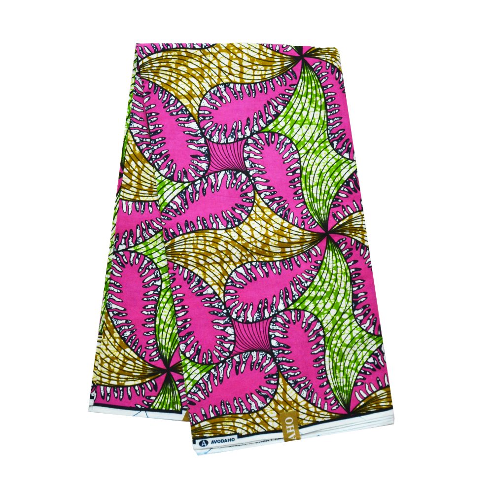 African Wax Pange Holland Print Veritable Real Wax Fabric Black Friday Sale 2019 Latest Print 100% Cotton Pagne Materials