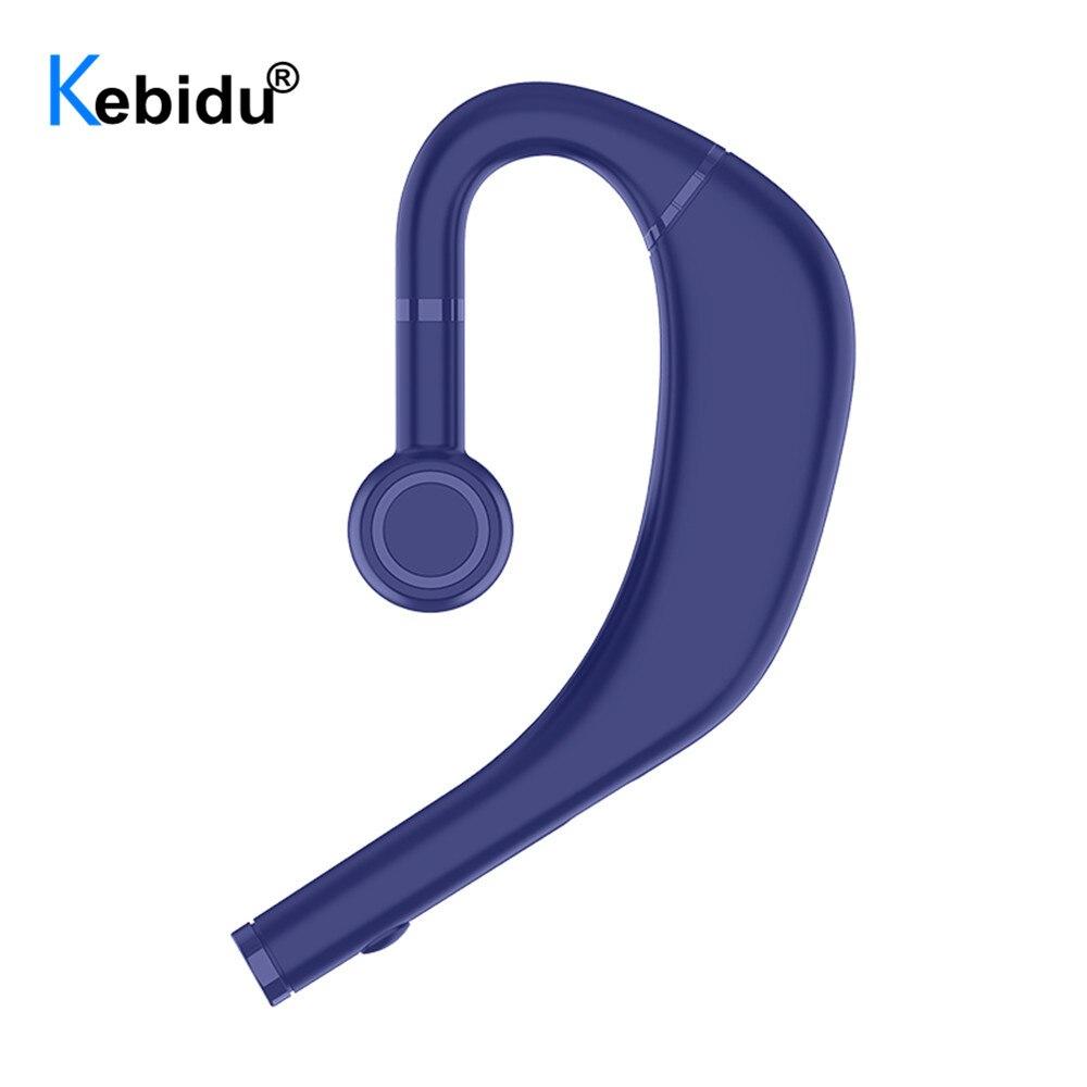 Гарнитура громкой связи HD Call 5,0 Bluetooth, автомобильная Водонепроницаемая Bluetooth-гарнитура с микрофоном для iPhone, Xiaomi, Samsung, беспроводные наушники