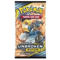360Pcs Pokemon TCG: Sun & Moon Unbroken Bonds Booster Box Trading Card Game 5