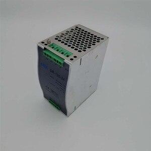 Image 4 - מסילת Din החלפת ספק כוח 120W 12v 24v 48v DC AC DR120W פלט יחיד LED נהג SMPS מתג שנאי