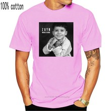 Camisetas de moda para hombre, camiseta de manga corta con mensaje de almohada, Zayn Mind Of Mine, 2020