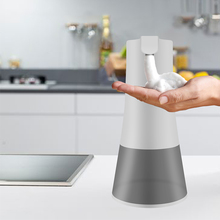 Auto Liquid Foaming Soap Dispenser Smart Seneor Touchless USB Charging Hand Washer Sanitizer For Family Children Antibacterial